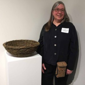 Katherine Lewis willow basketmaker RRR living traditions