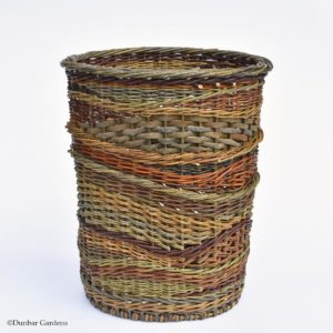 Katherine Lewis willow basket