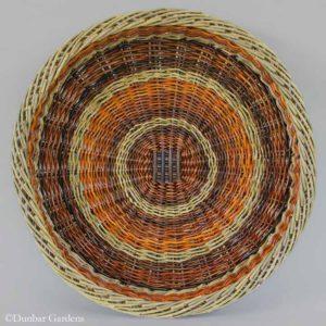Katherine Lewis Irish potato willow basket