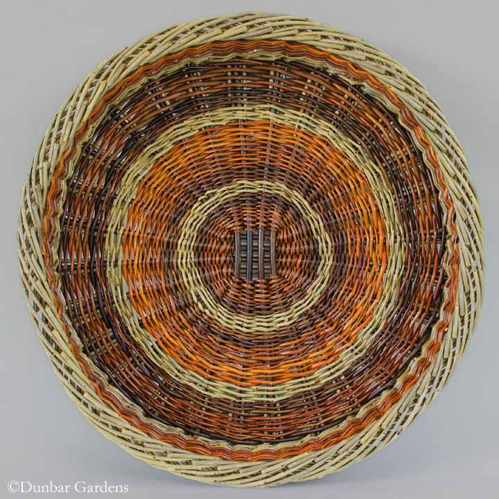 Katherine Lewis Irish potato willow basket