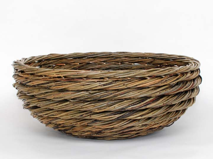 Katherine Lewis willow rope coil