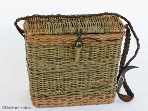 Katherine Lewis willow basket purse