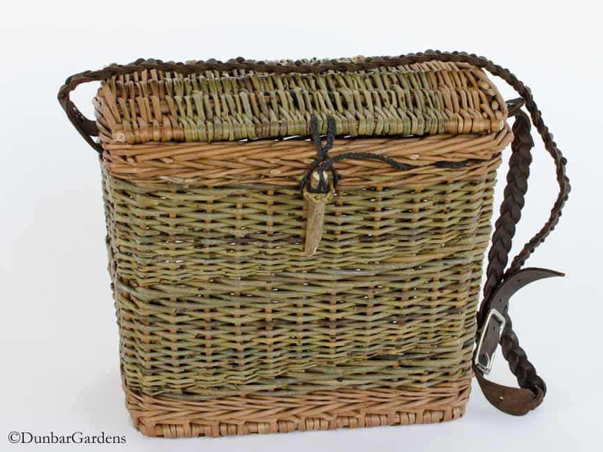 Katherine Lewis willow basket purse