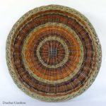 Katherine Lewis willow Irish potato basket large