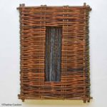 Katherine Lewis willow wall hanging