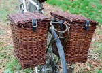 willow bicycle panniers