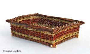 willow square tray class