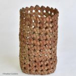 Katherine Lewis willow bark basket