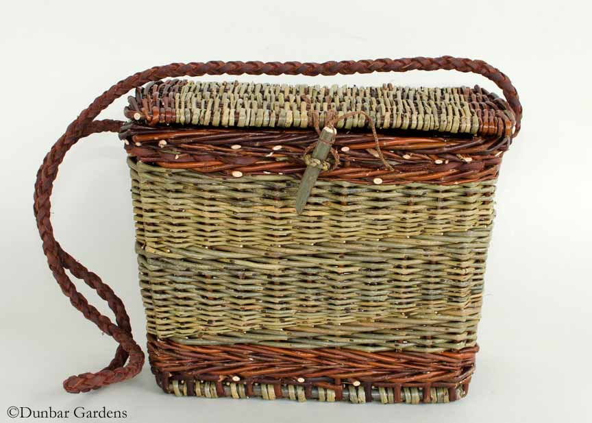 willow basket purse by Katherine Lewis