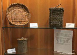 Katherine Lewis willow bark baskets